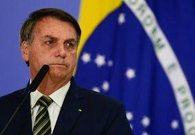 Bolsonaro criticou novamente o uso de máscaras e as medidas de combate à pandemia