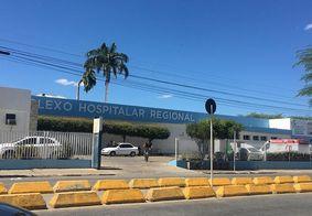 Hospital Regional de Patos, no Sertão