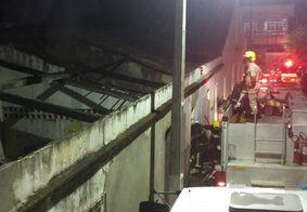 Incêndio atinge prédio e destrói documentos da Prefeitura de Ingá