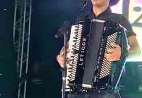 Vocalista de banda de forró é preso após apresentação, na Paraíba