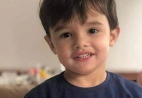Gael de Freitas Nunes foi encontrado morto na casa onde morava com a família
