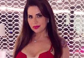 Solange Gomes desafia o Instagram e posta foto completamente nua