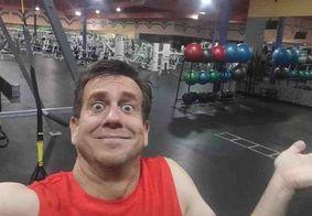 Homem descobre da pior maneira que academia não era 24h e viraliza na web; veja