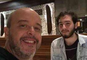 """""""Temos problema desde cedo"""", diz Alex Escobar após polêmica com filho"""
