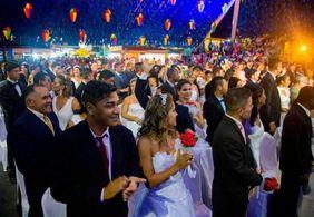 Campina Grande divulga lista com casais selecionados para o casamento coletivo 2021