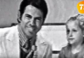 Aniversário do SBT: moradora de João Pessoa relembra participação em programa de Silvio Santos nos anos 70