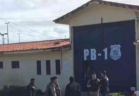 Foragido do PB1 é recapturado após troca de tiros com PM