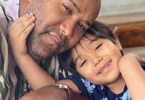Filho do cantor gospel Gerson Rufino é internado com infecção vascular grave