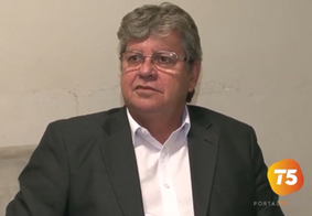 Ao vivo, governador fala sobre combate à Covid-19 na Paraíba; acompanhe
