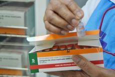 Paraíba recebe mais de 132 mil vacinas contra a Covid-19