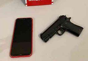 Suspeitos de assalto são atropelados em Santa Rita