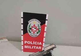 Homem armado é preso em São Bento, na Paraíba