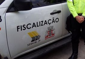 Semob-JP fiscalização
