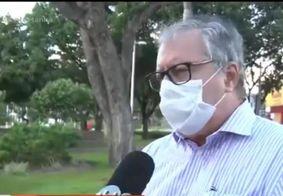 Fábio Rocha, secretário de Saúde
