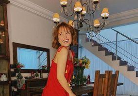 Larissa Manoela rebate críticas a sua aparência na internet