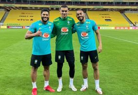 Hulk, Santos e Matheus Cunha