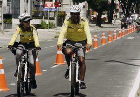 Bloqueios de ciclofaixa estão suspensos, diz Semob-JP