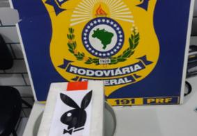 Motorista que faria entrega de cocaína em Paulista-PE é preso pela PRF