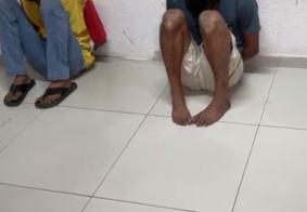 PM prende dupla suspeita de cometer assaltos na Zona Sul de João Pessoa