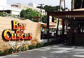 Justiça da Paraíba condena 'Bar do Cuscuz' por não repassar gorjetas