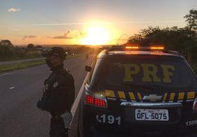 Número de acidentes cai pela metade em rodovias federais na Paraíba