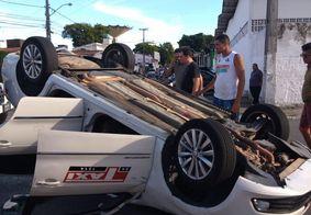 João Pessoa registra pelo menos quatro acidentes com vítimas no intervalo de 4h