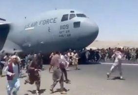 Tentativa de acesso ao aeroporto de Cabul deixa 7 pessoas mortas