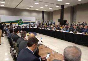Em Brasília, João Azevêdo pede liberação de empréstimo de R$ 200 milhões para investir na economia
