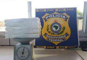 Na PB, jovem é presa com 5 kg de cocaína no dia do aniversário de 18 anos; veja
