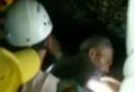 Idoso é resgatado após ficar mais de 20h preso de cabeça para baixo, na PB