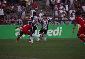 Veja os confrontos dos times paraibanos pelas Séries D e C do Campeonato Brasileiro