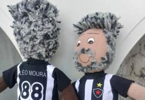 Clube paraibano terá mascotes confeccionados em penitenciária feminina