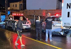 Crime ocorreu no bairro de Jaguaribe, em João Pessoa.